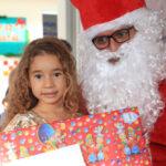 Entrega Presente Papai Noel dos Correios 2019